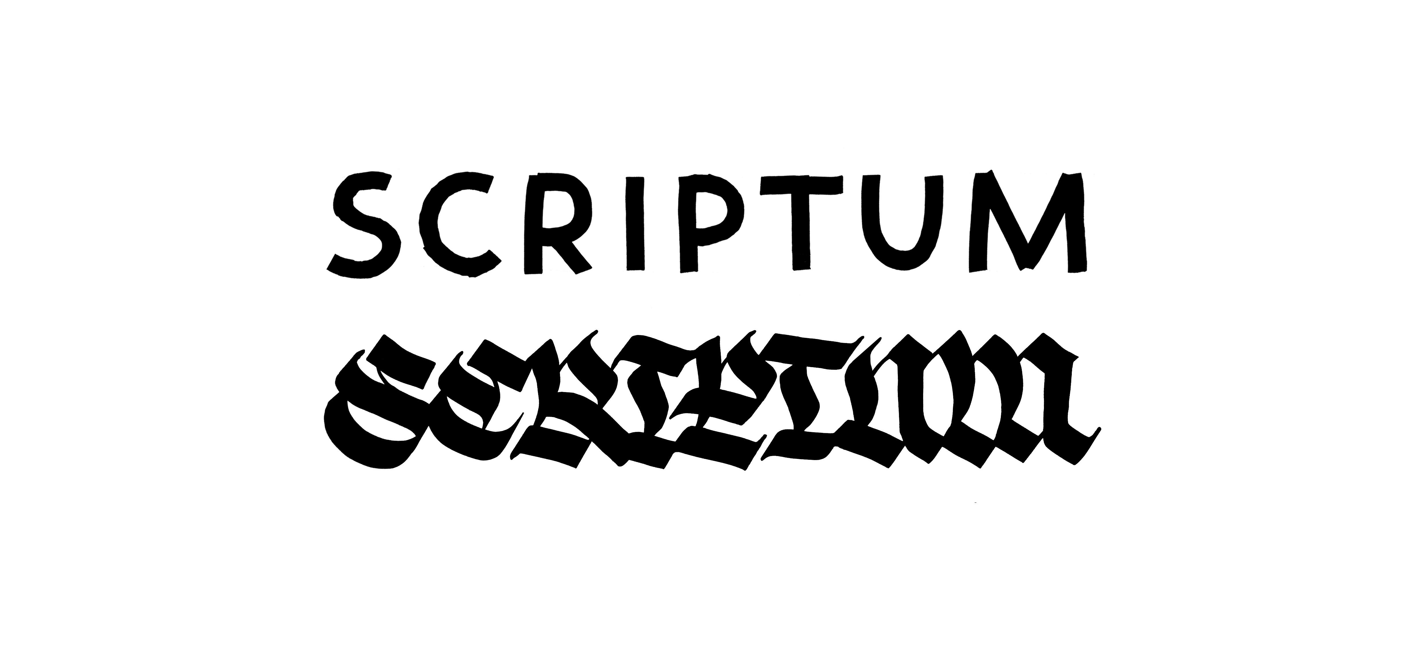 scriptum-Schreibwerkstatt