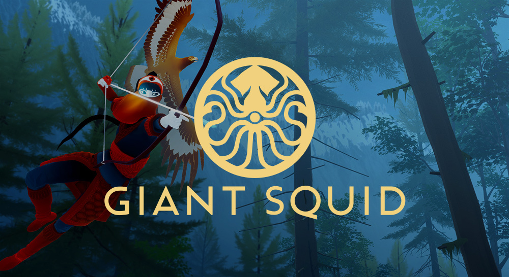 The Best Giant Squid Logo