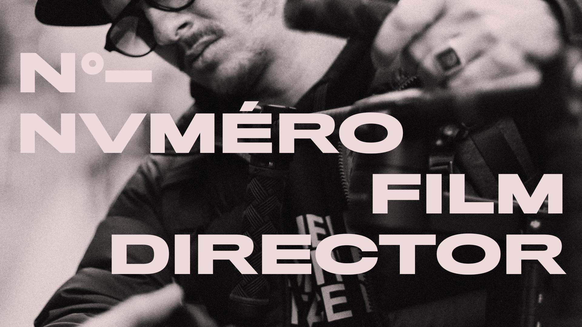 Nvméro — Romain Leclerc — film director