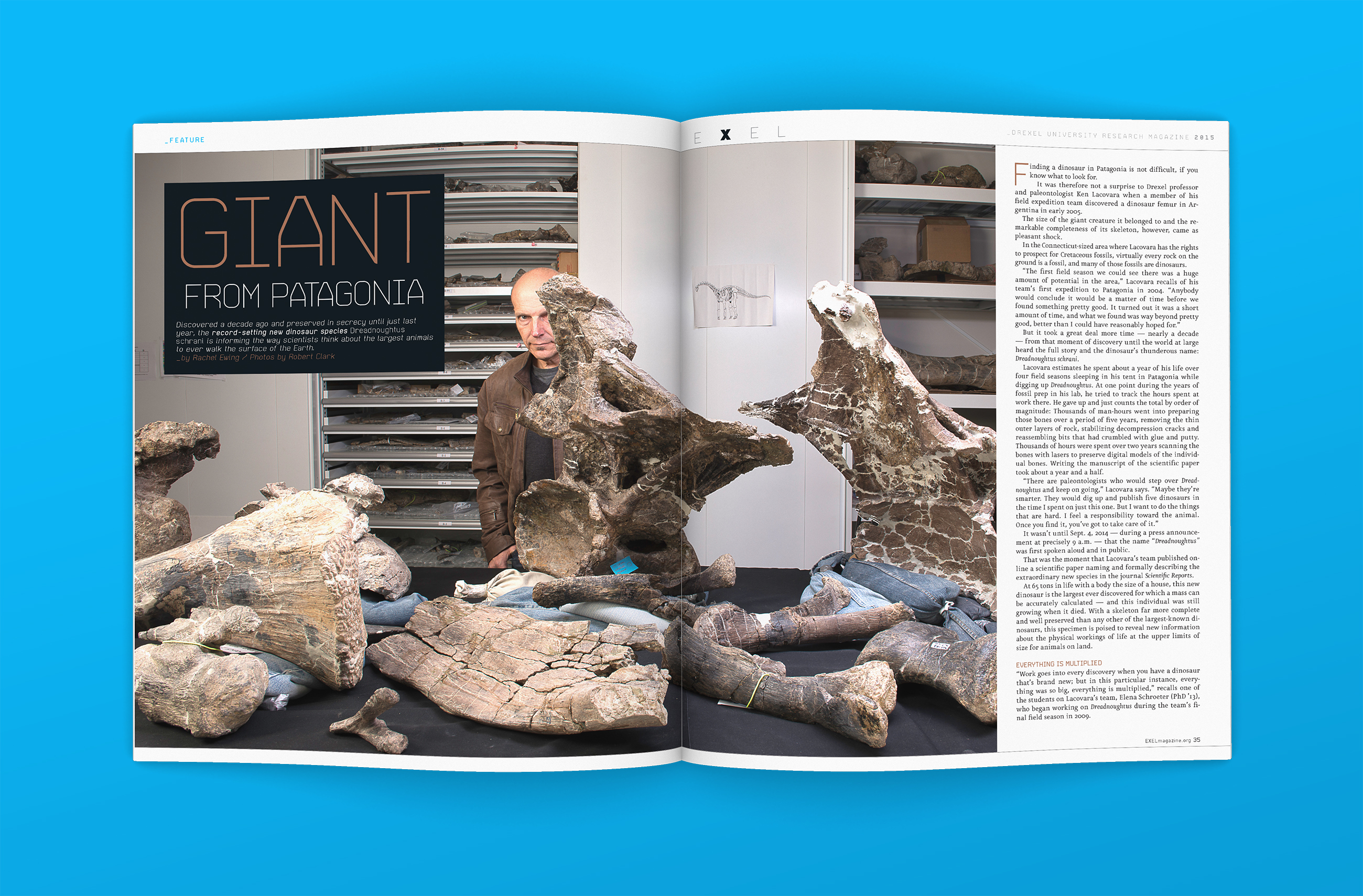 University Magazines - Stu Taylor Graphic Design Portfolio