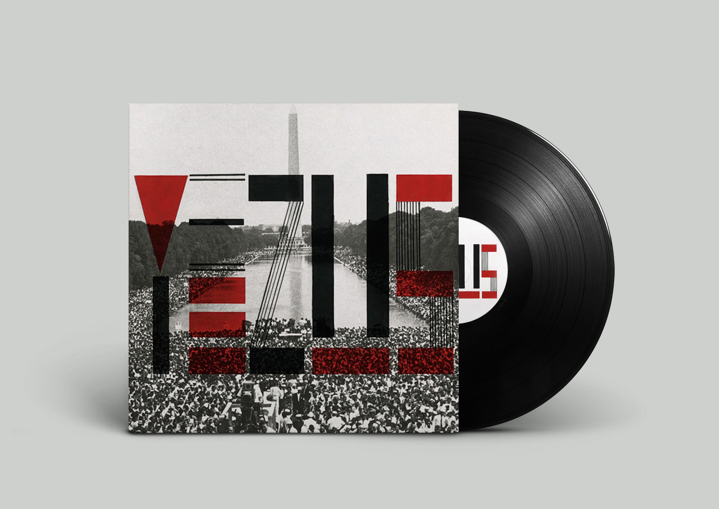 YEEZUS - Melissa Kim   Graphic Designer