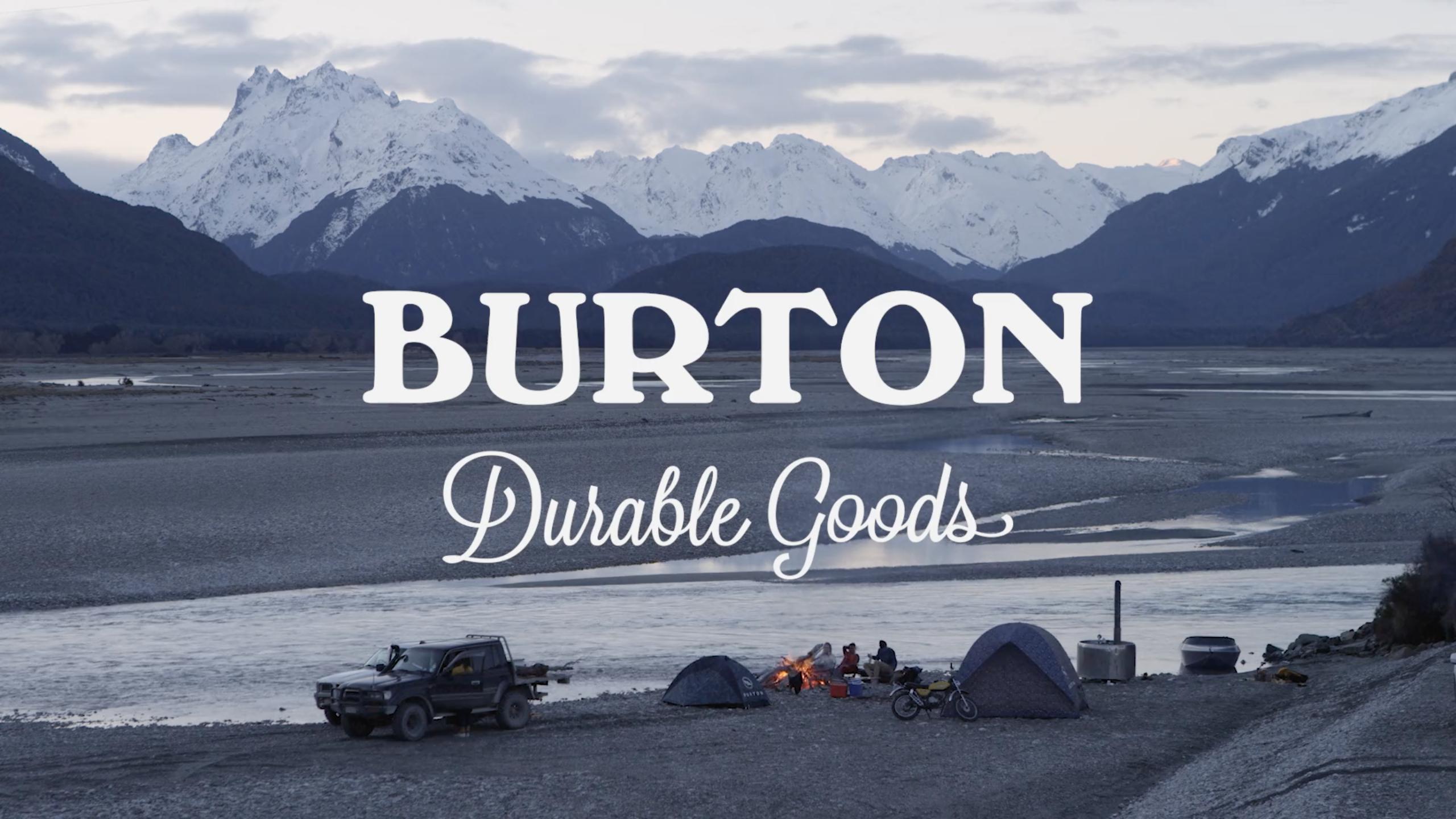 Burton Durable Goods Gerard Weber