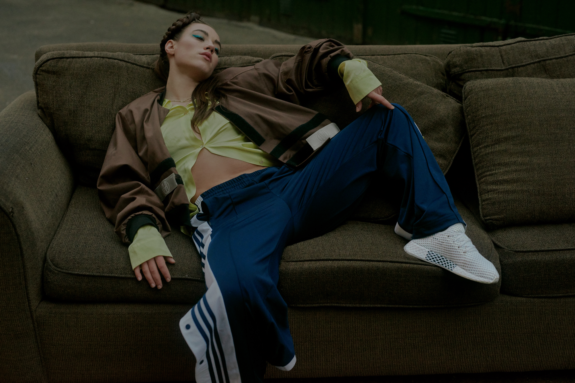 Adidas Originals x Girls are Awesome starring Classical