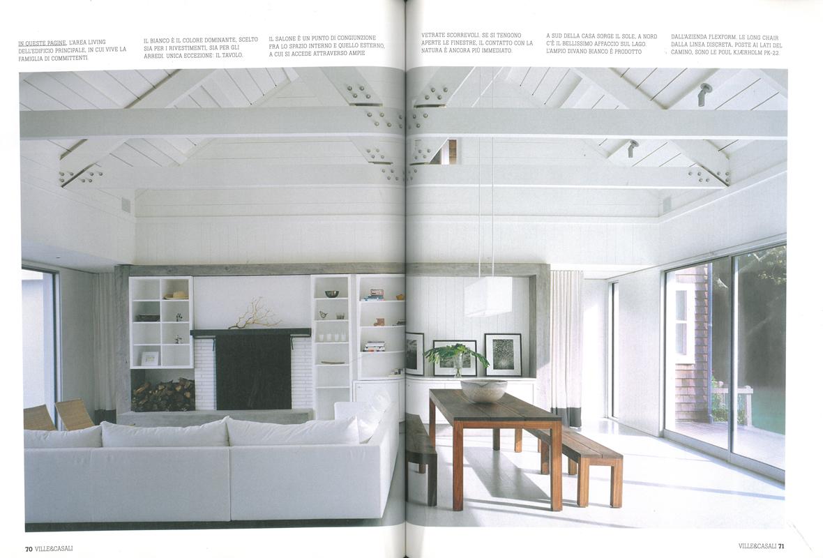 Arredamento Per Casali ville & casali - robert young architects