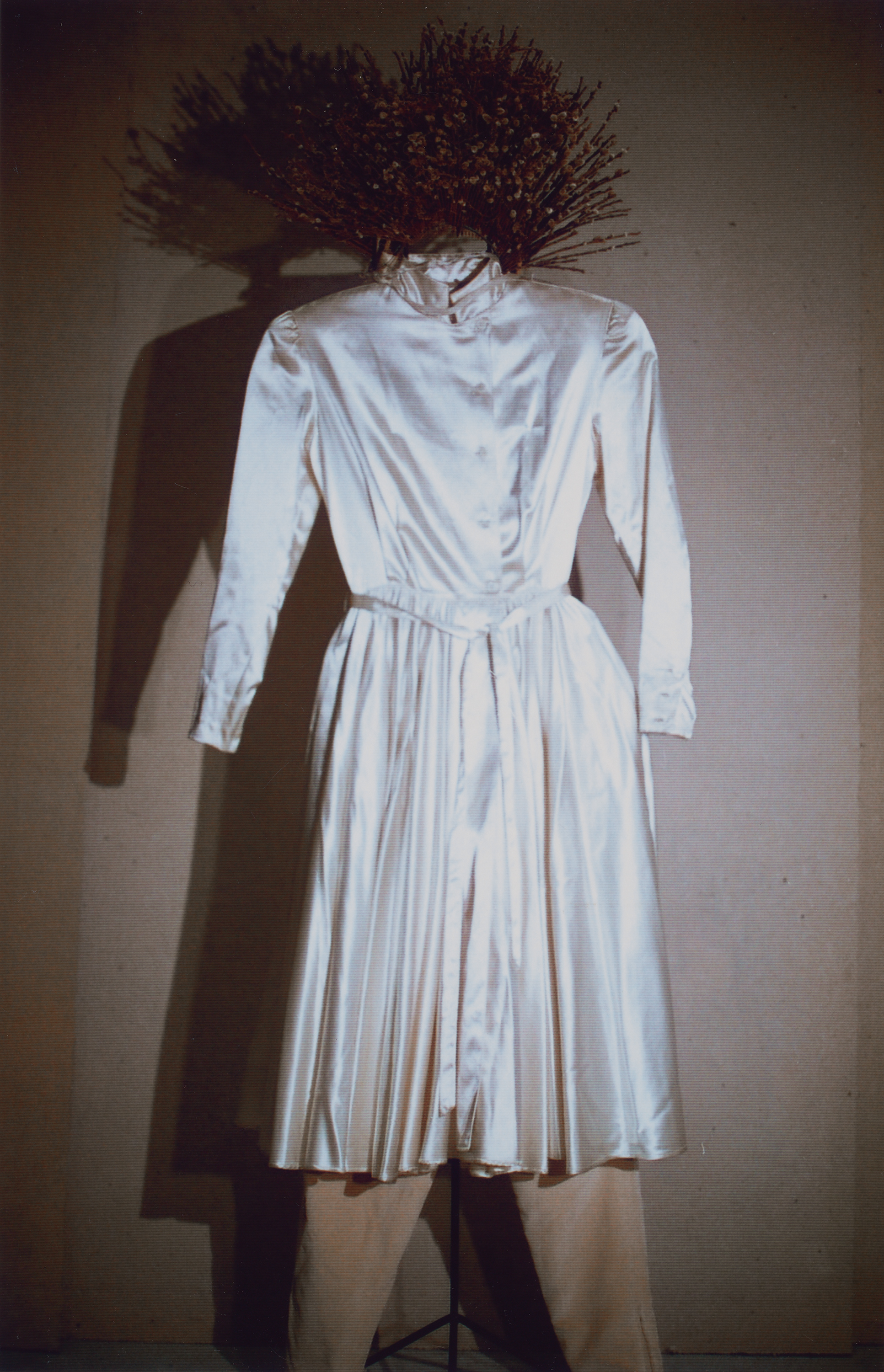 Wedding Dress For The Black Fashion Museum Willi Smith Community Archive