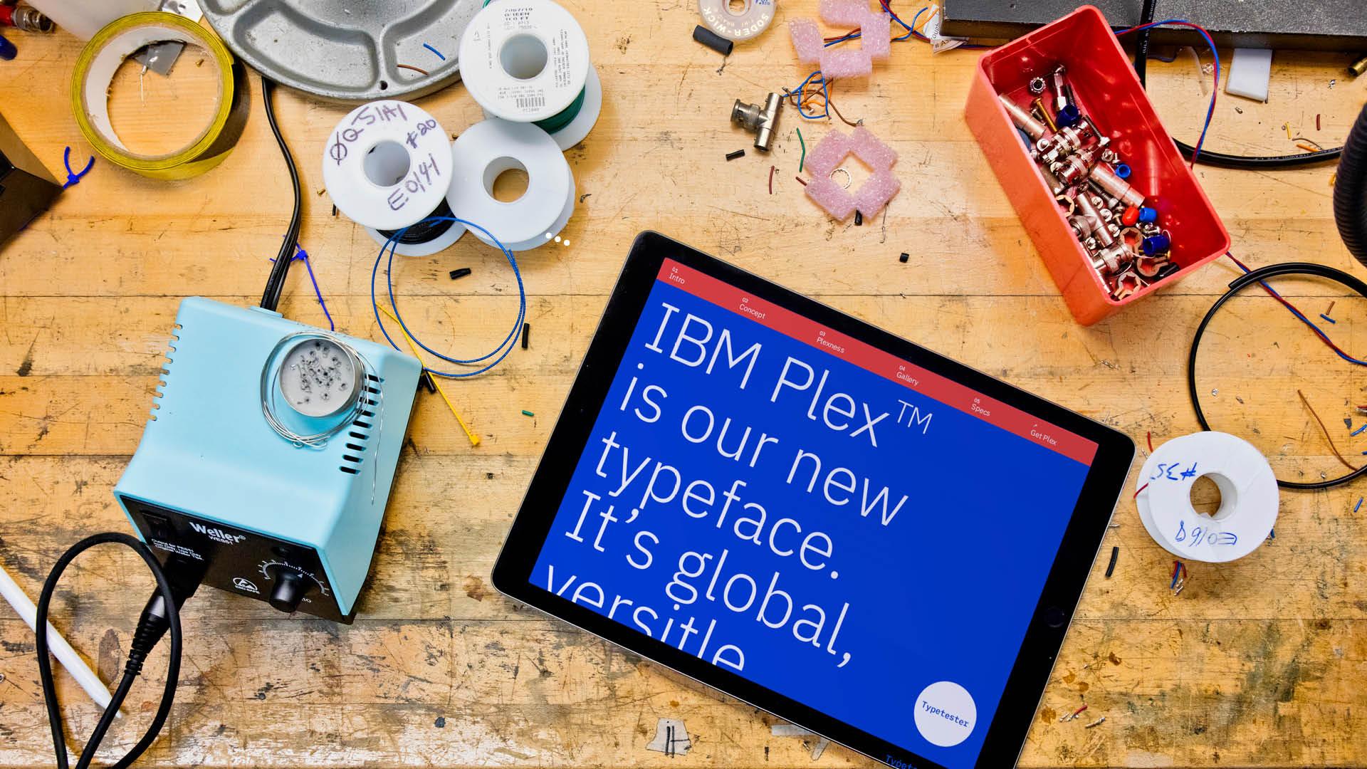 06 IBM Plex Microsite - Anthony Zukofsky