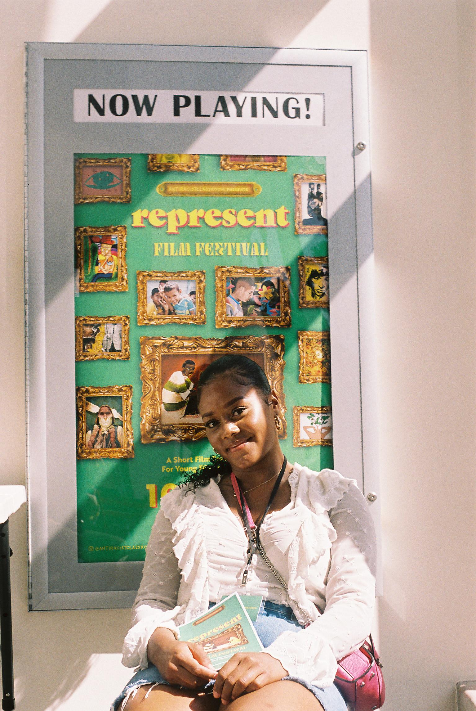 RepresentFestival - Antiracist Classroom