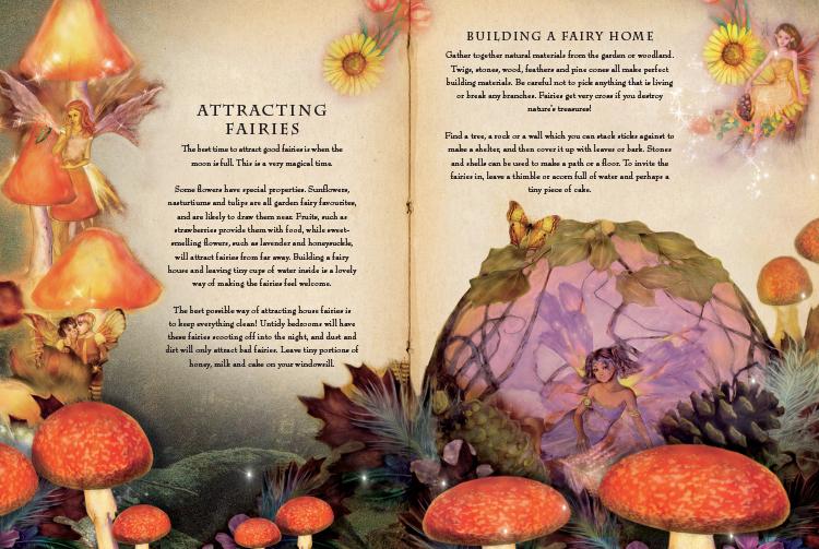 Fairies a Spotter's Guide - Bethia Design