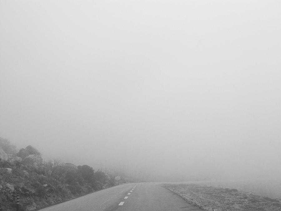 carina martins, the third season - foggy landscape 5