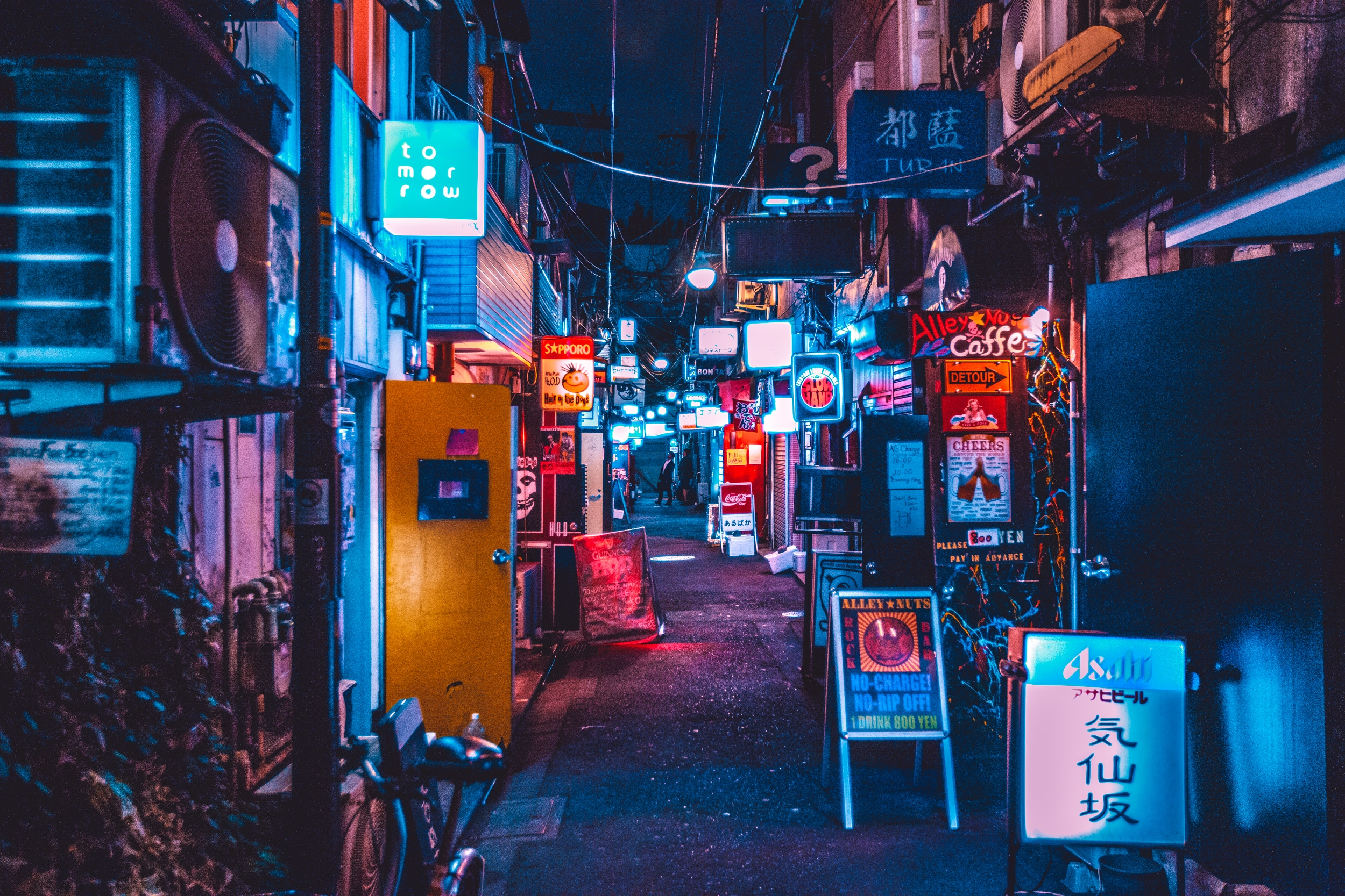 Golden Gai | Shinjuku - WHEN IN TOKYO | Tokyo's Art, Design and  Architecture Guide