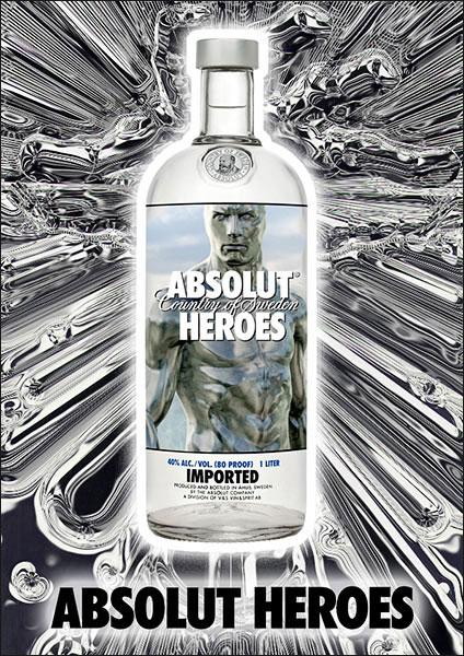 Absolut Vodka Ads - Deltobran | Emotional Brand Strategy & Design