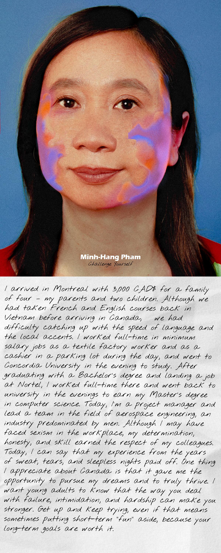Minh-Hang Pham