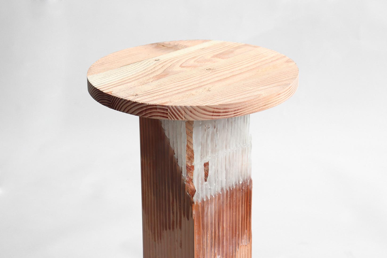 Groovy Grain Table Sho Ota Machost Co Dining Chair Design Ideas Machostcouk