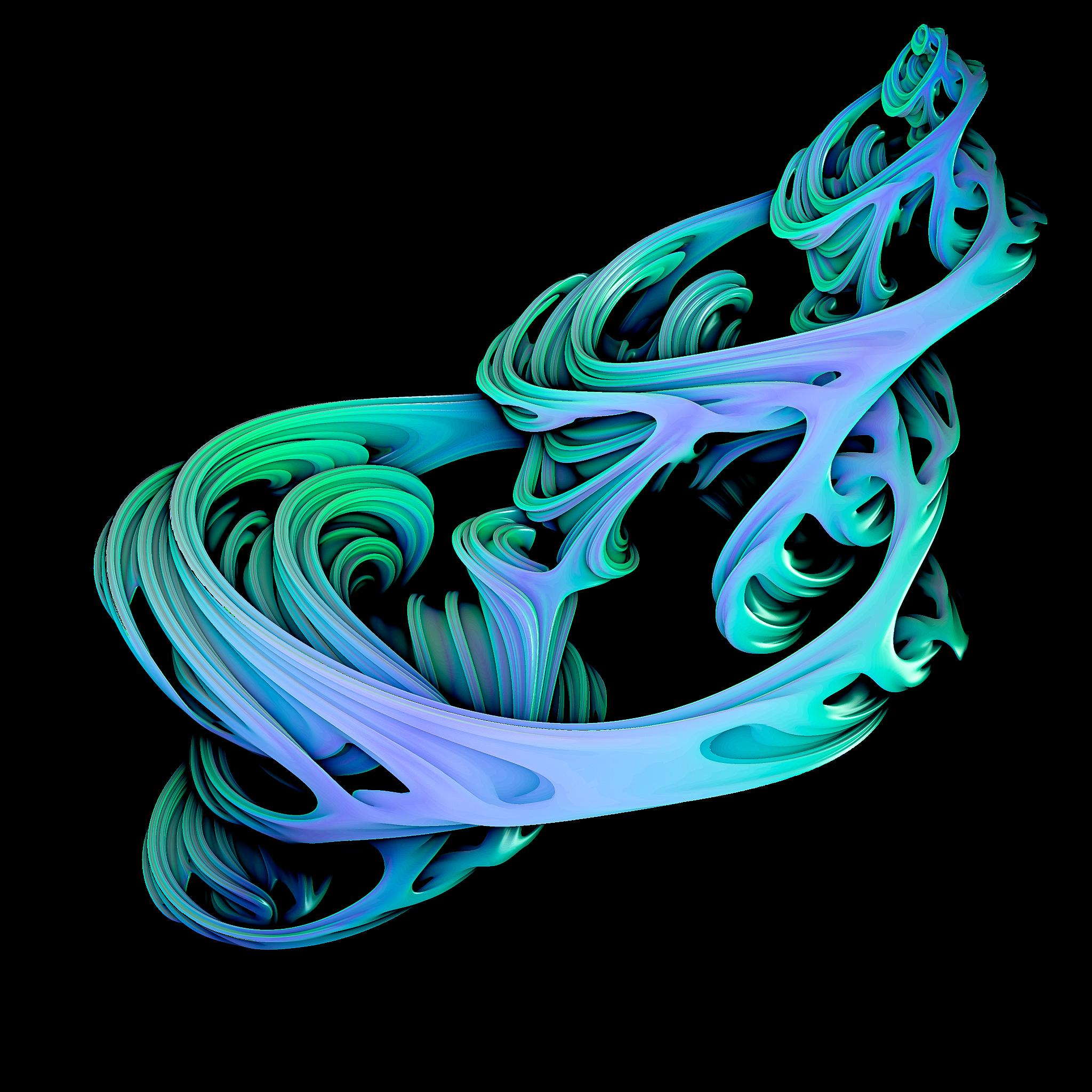 3D Fractals - Andrius Drevinskas personal website
