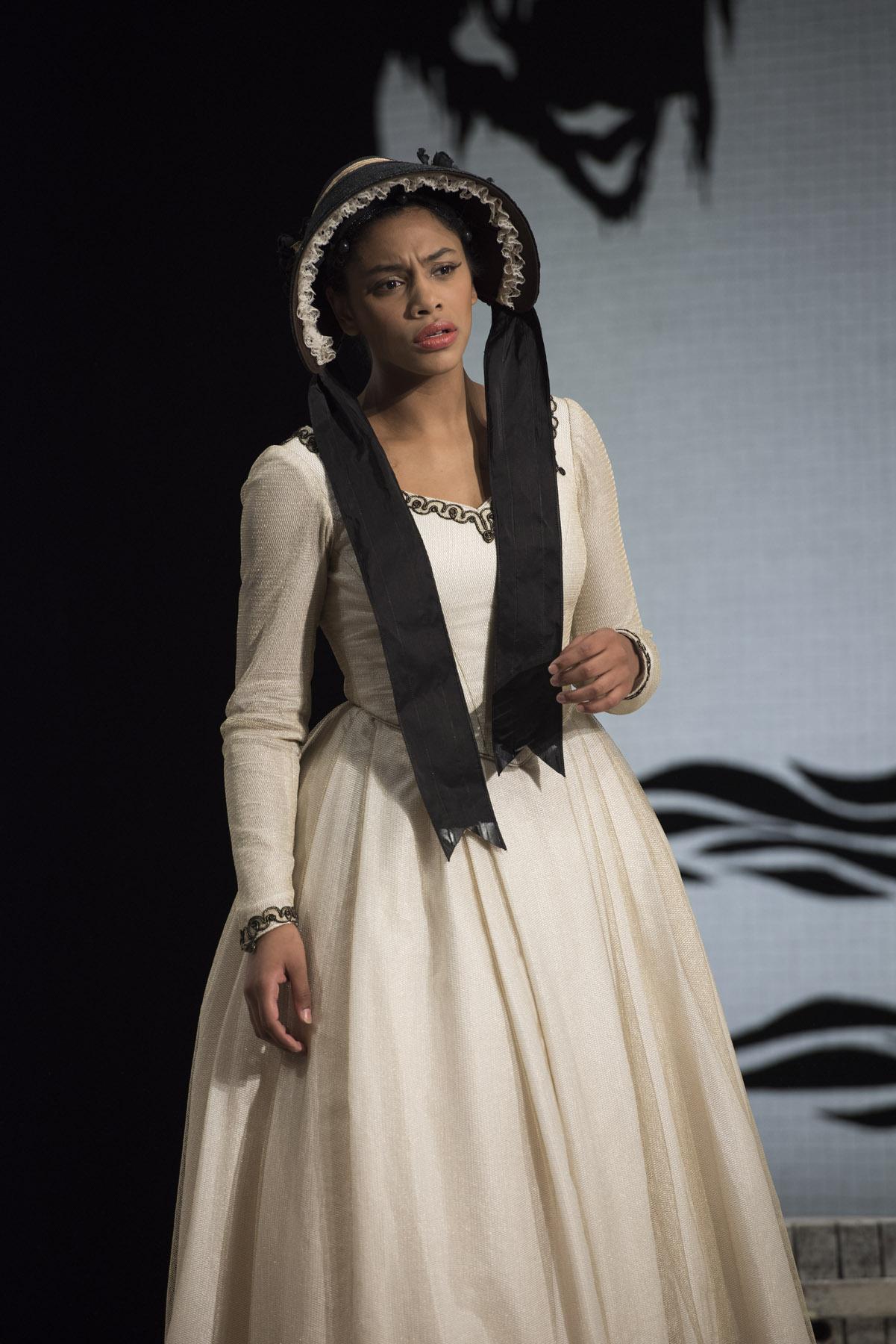 Letitia Wright (born 1993 (born in Guyana)