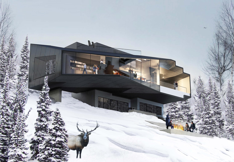 Tom Wiscombe Architecture