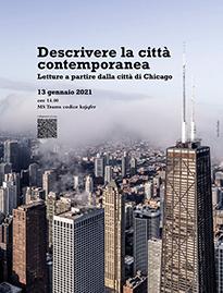 descrivere la città contemporanea poster