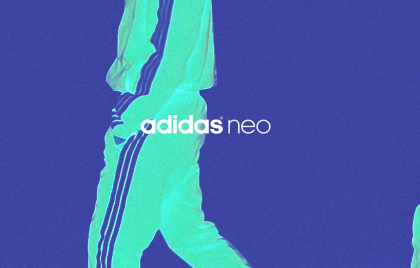 adidas neo 2018
