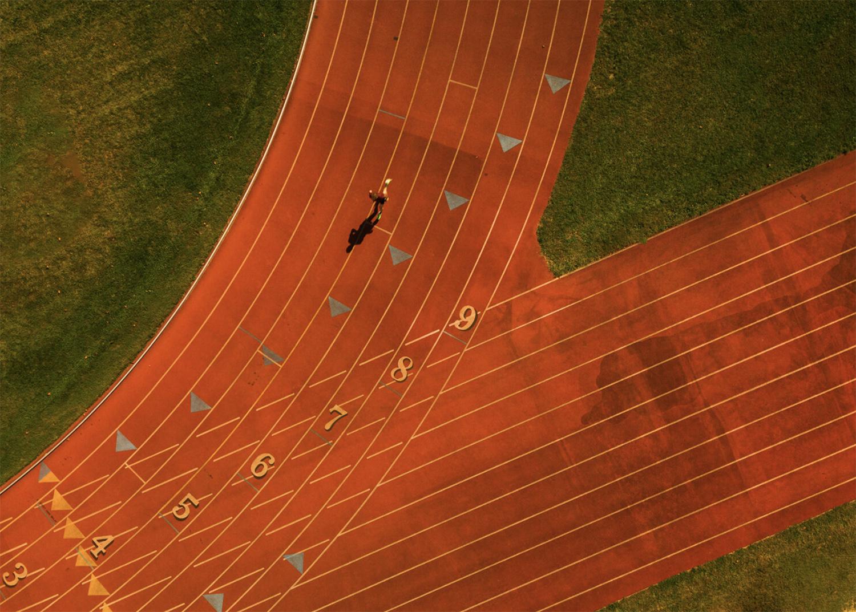 Levi Mandel Runner's World