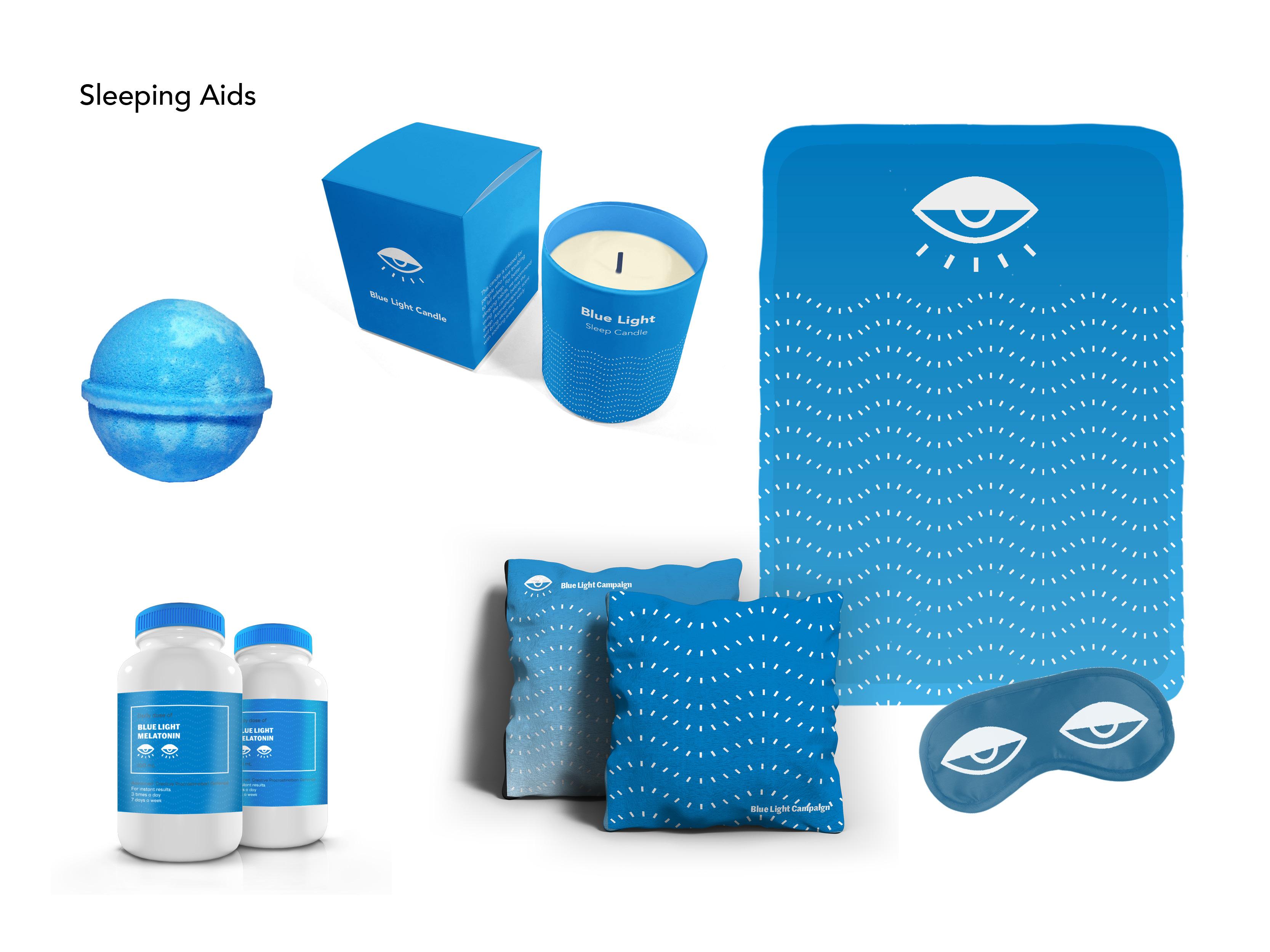 Blue Light Campaign - jinny