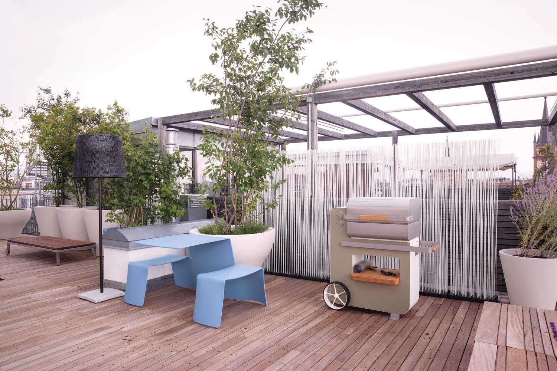 Outdoorküche Zubehör Wien : Dachterrasse s wien kramer and kramer
