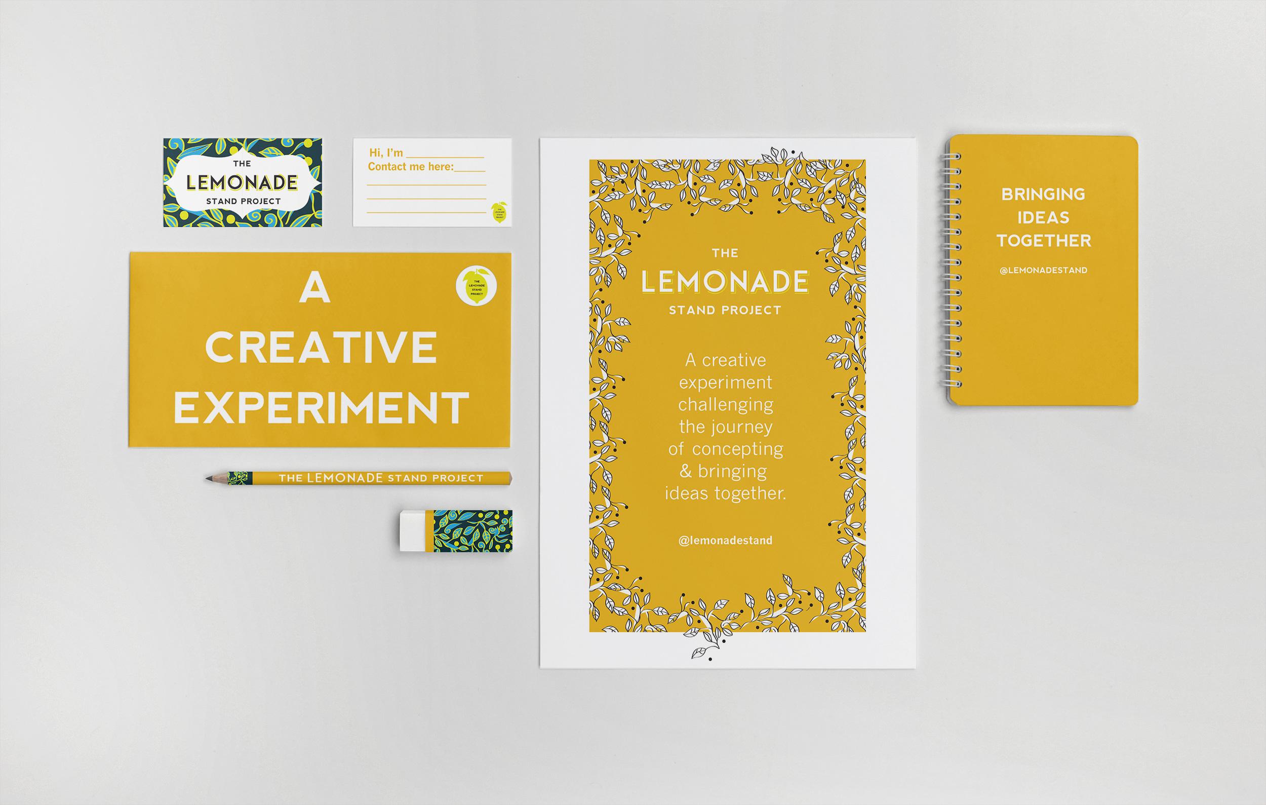 The Lemonade Stand Project - katywyman