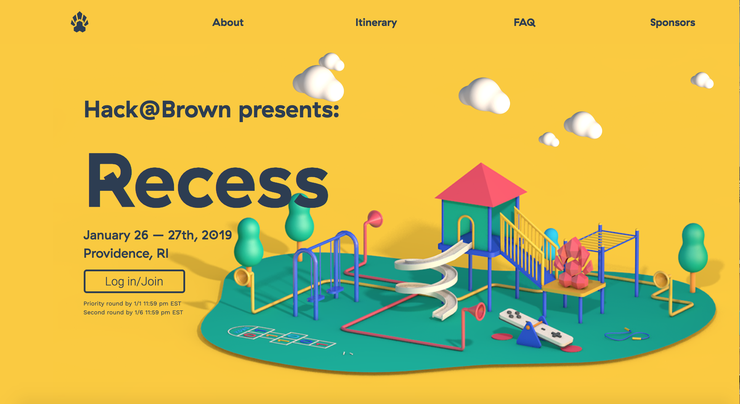 Hack@Brown 2019 - Alberta Wang Design