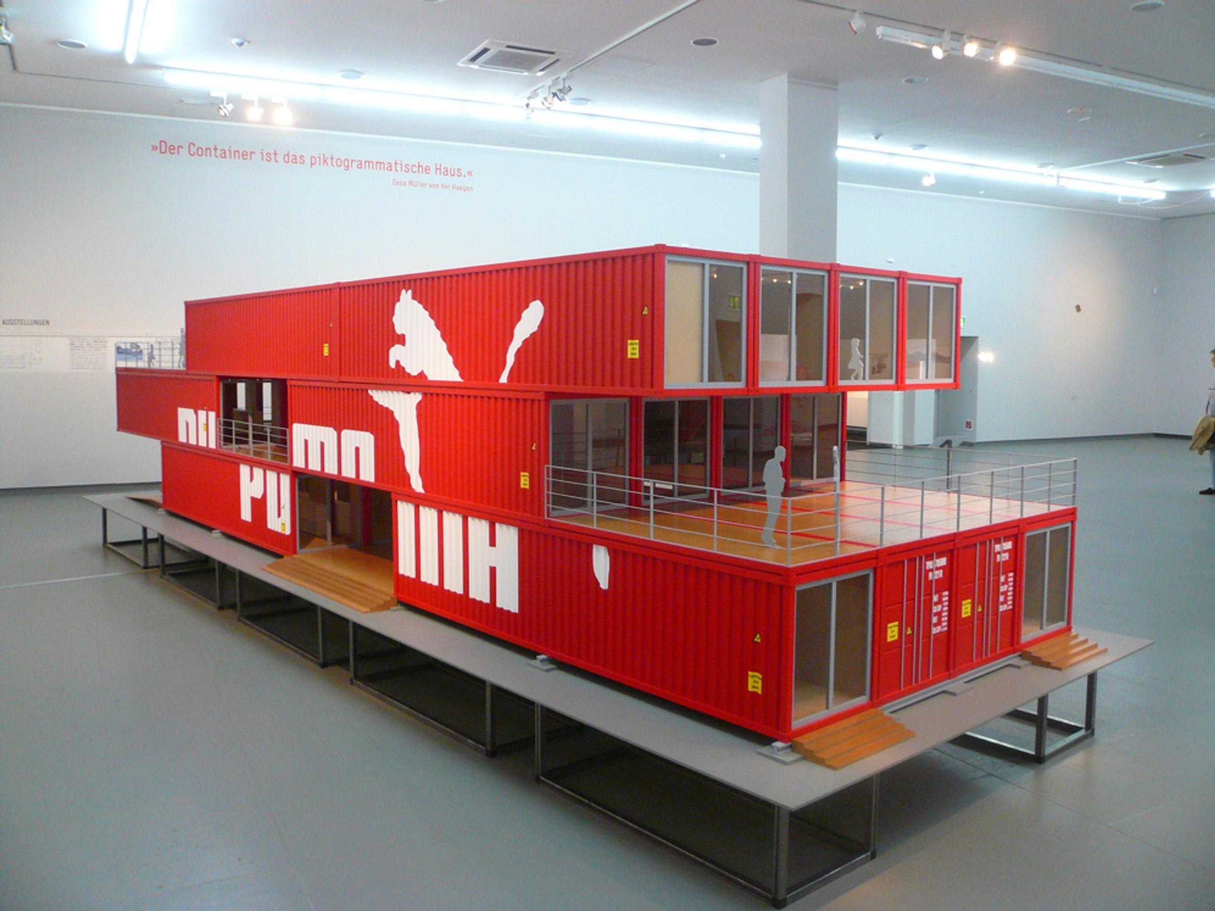 PUMA CITY - LOT-EK ARCHITECTURE & DESIGN