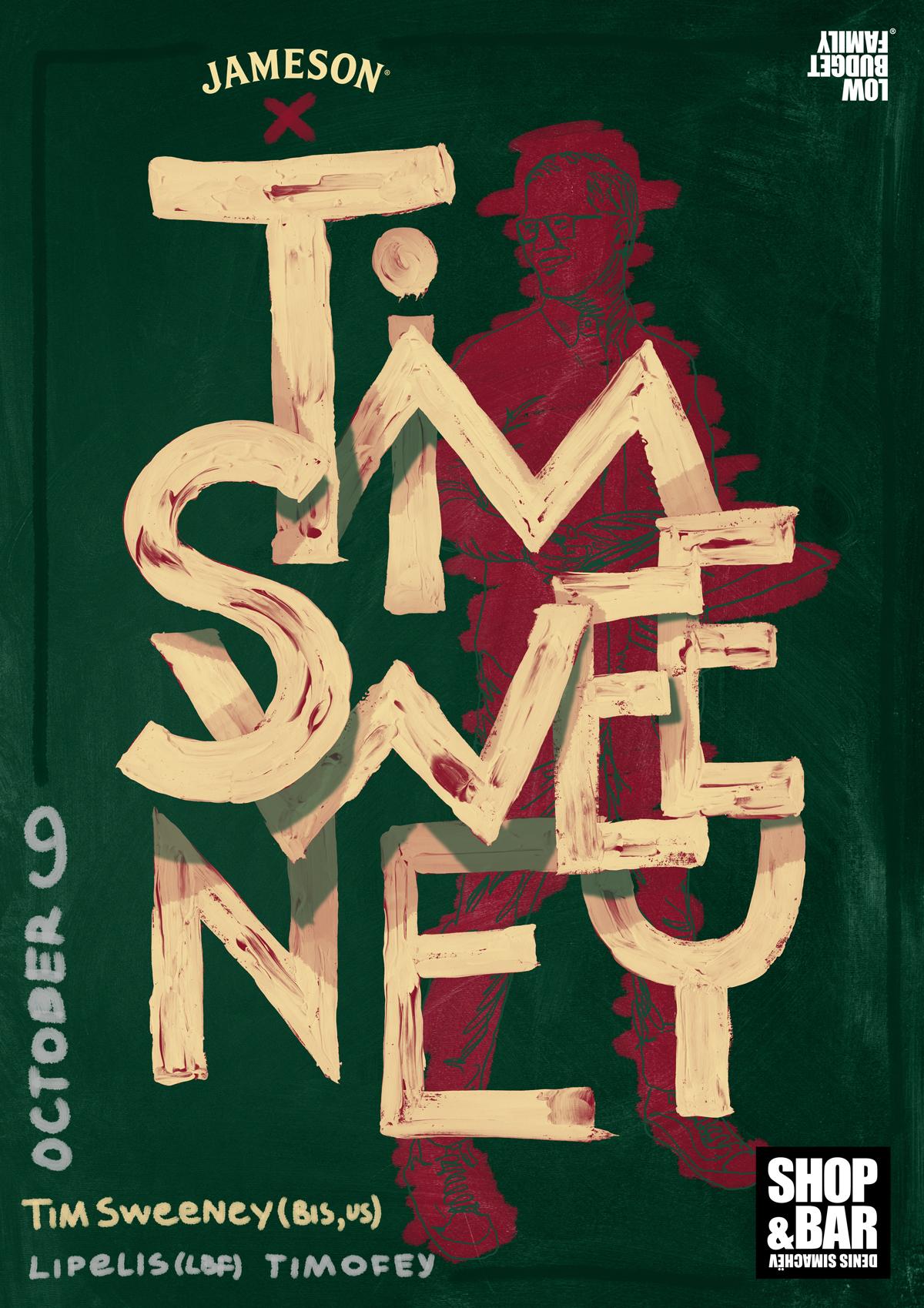 Poster for Tim Sweeney - Artem Gridin