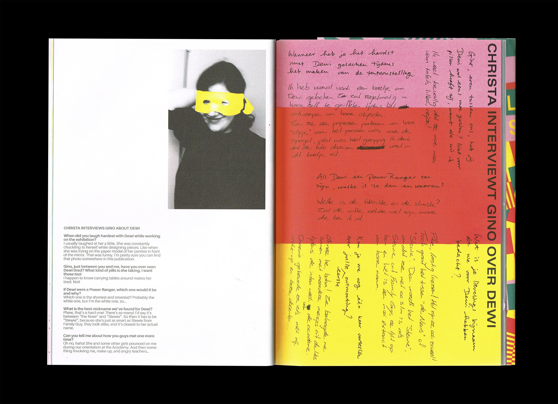 Zeeuws Museum × Das Leben am Haverkamp — Publication