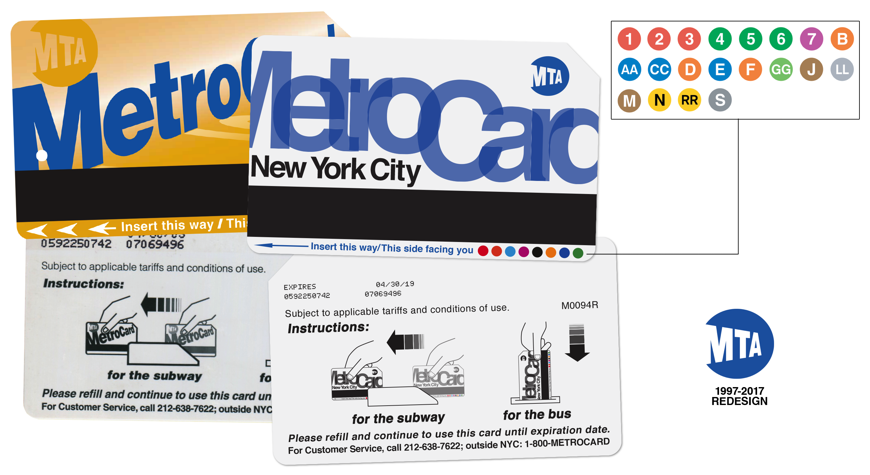 Nyc Subway Map Cards.Nyc Metro Card Chasetrav