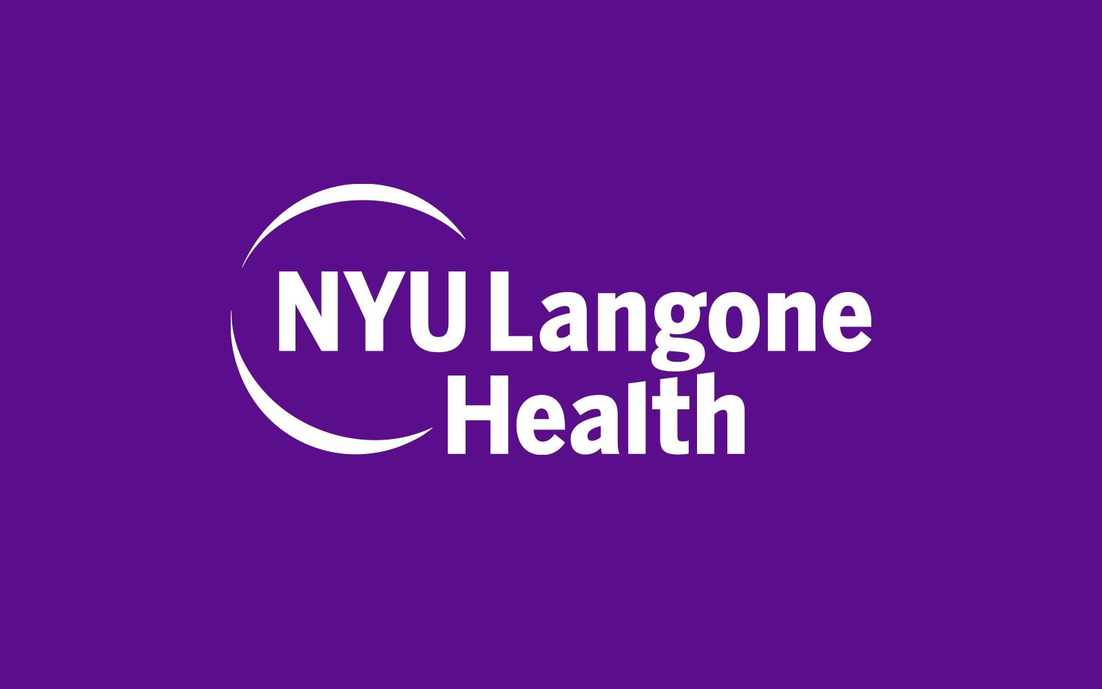 NYU Langone Health - Jenna Hagan