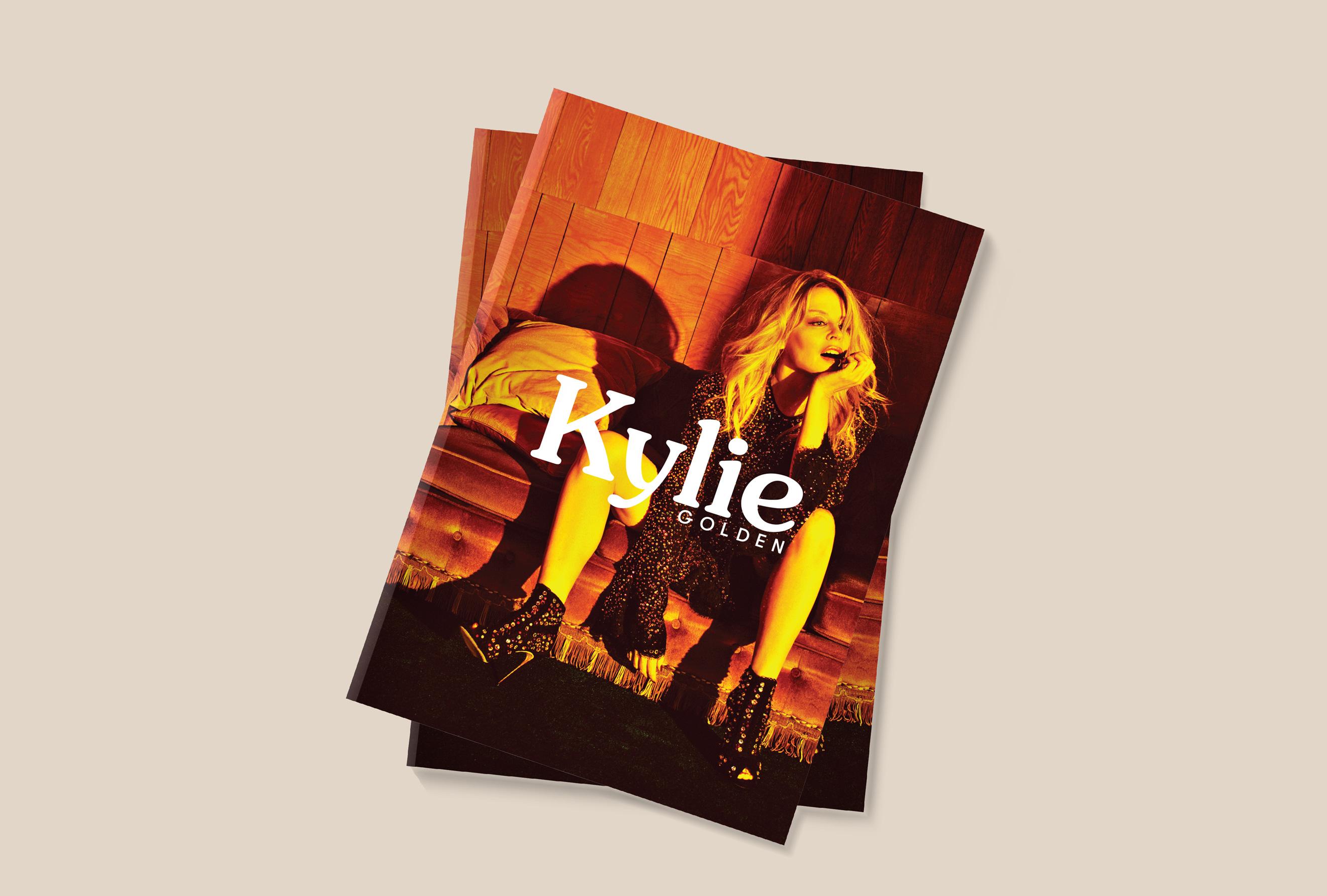 Kylie Minogue – Golden - Studio – Leif Podhajsky