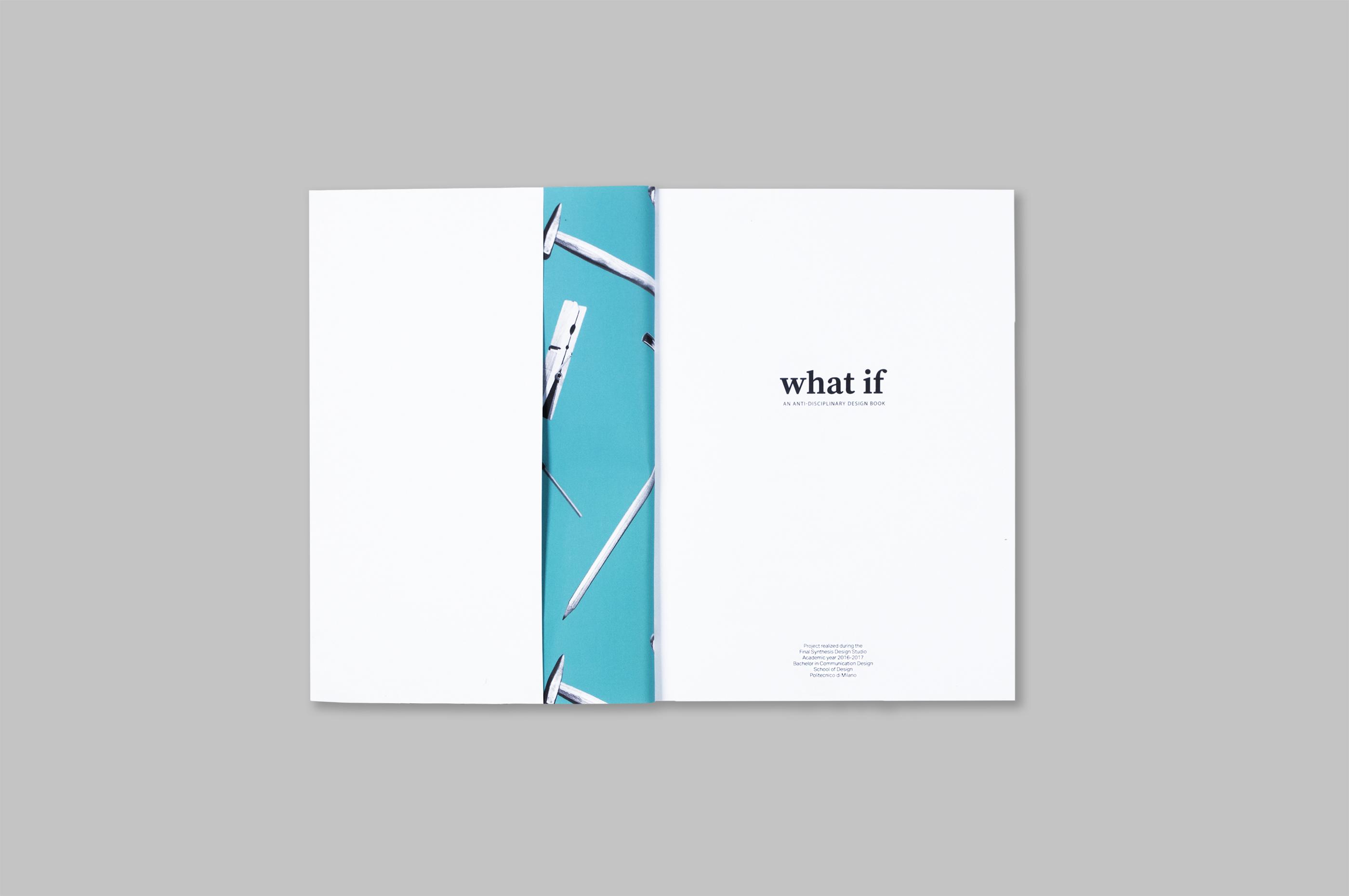 What If An Anti Disciplinary Design Book Irene Manetti