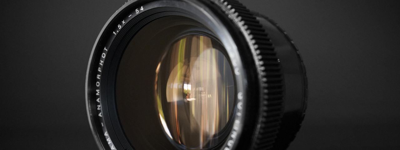 Iscorama 54 Anamorphic Lens - Jae Morrison
