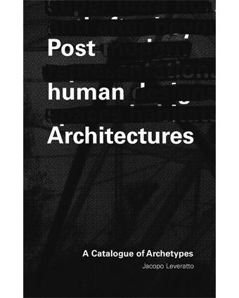 posthuman architecture cover