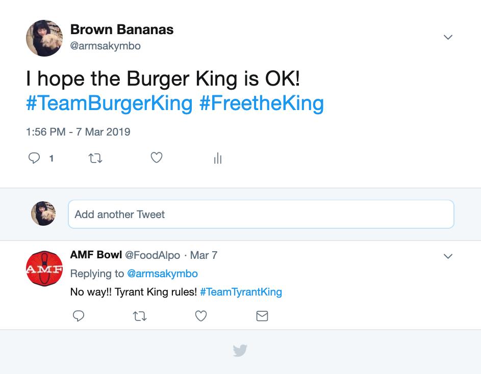 BurgerKing - Kymberli Fraser