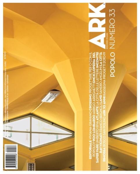 ark magazine n.33 cover