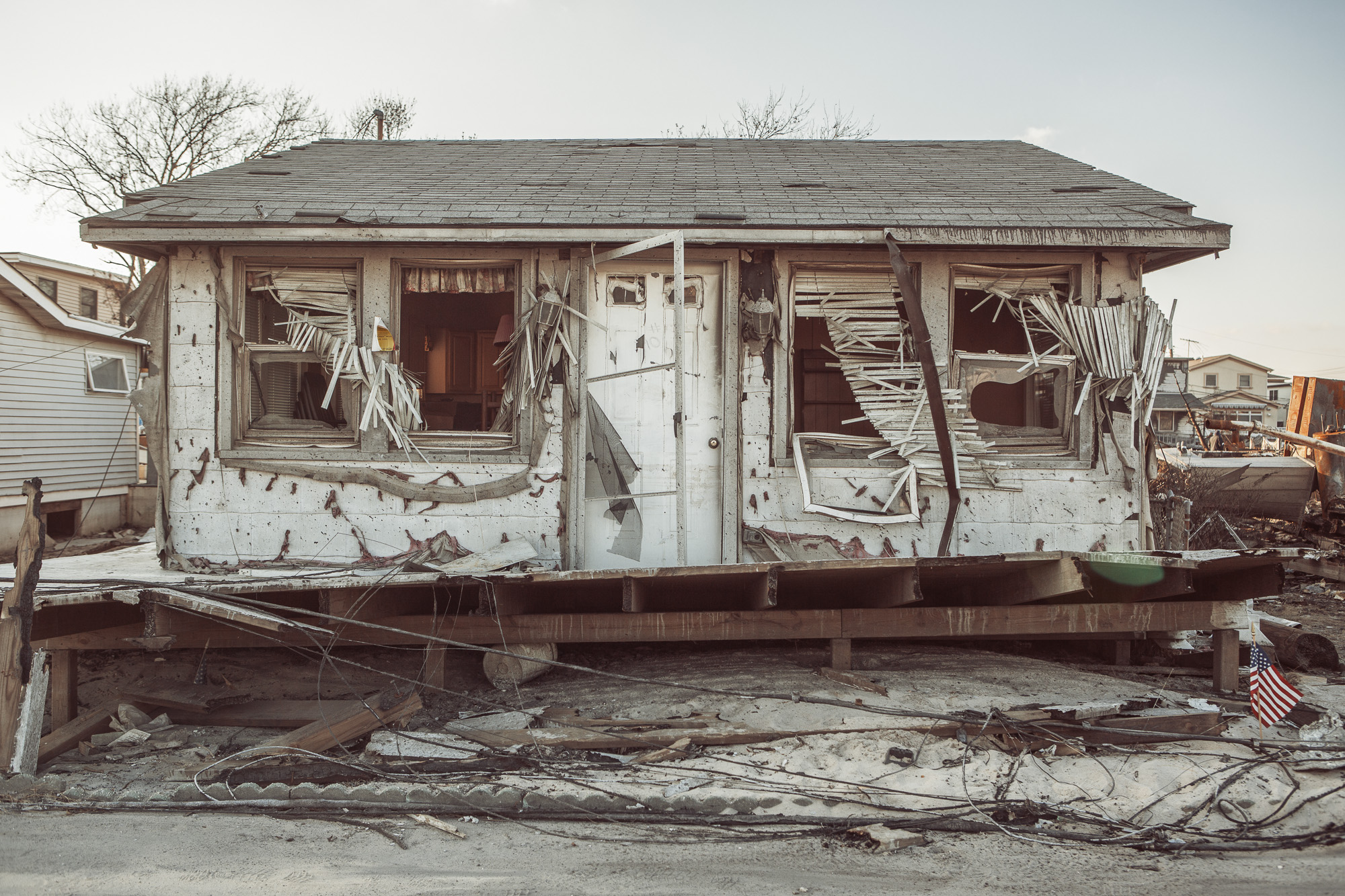 Effects of adults from broken homes
