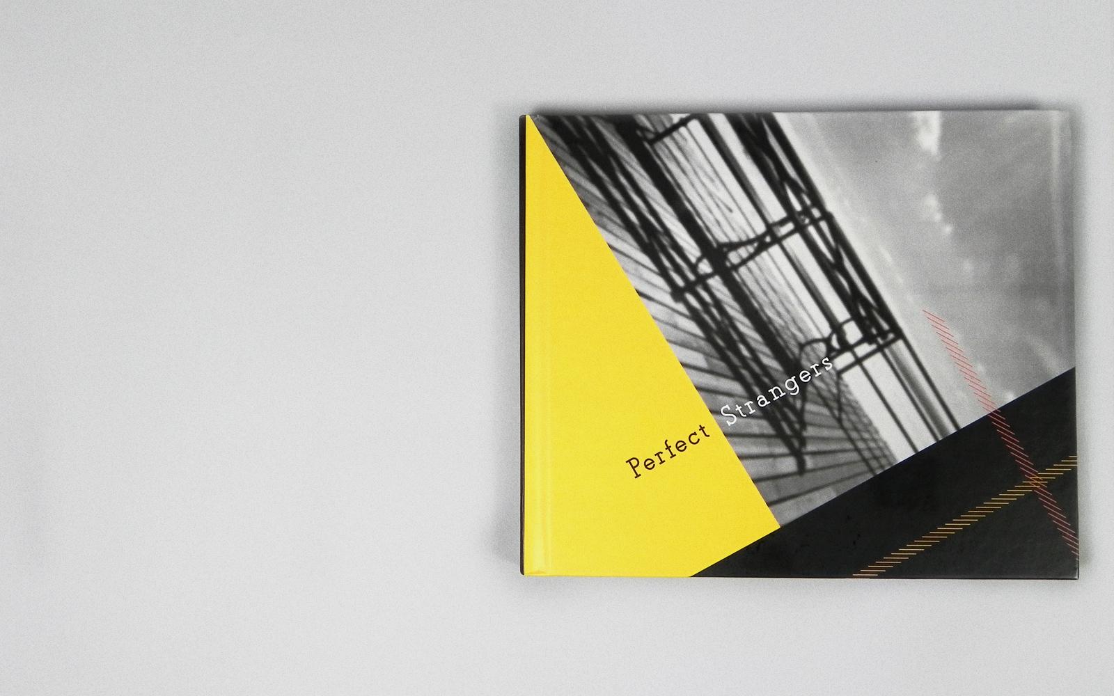 PERFECT STRANGERS BOOK - RENATO CERQUEIRA