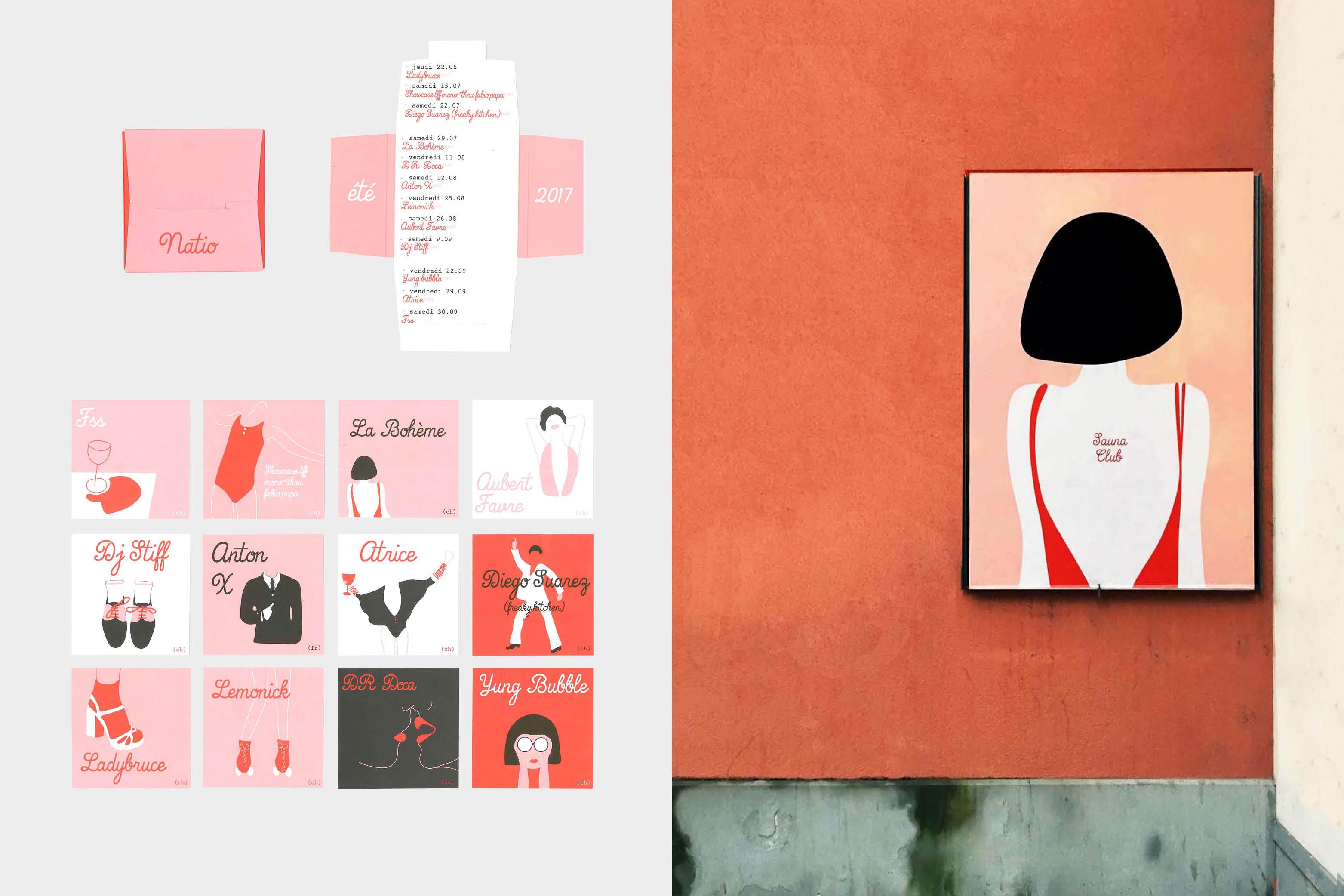 graphic design - sofiedeckers com