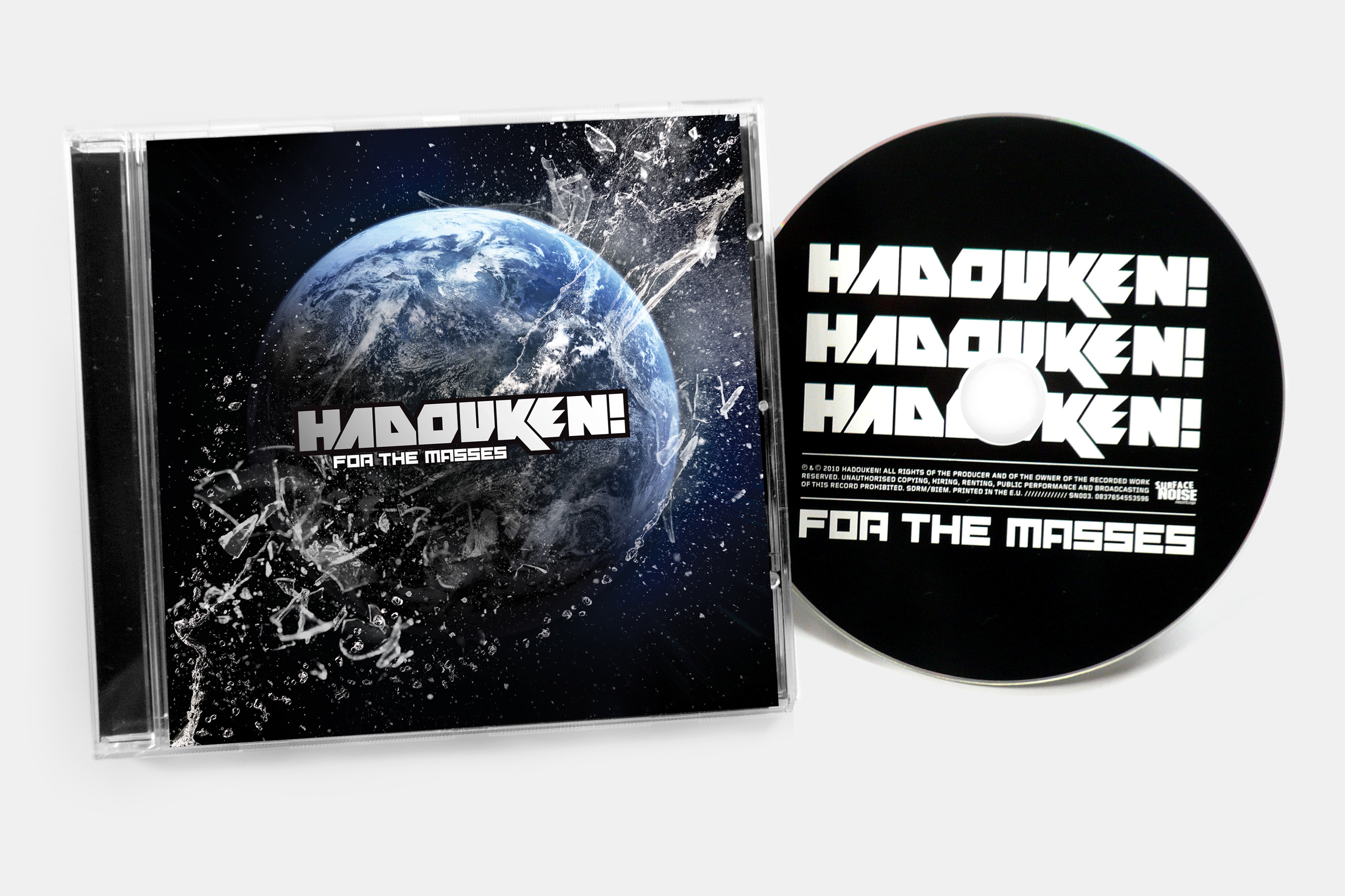 b>Hadouken</b> - For The Masses - We Art You