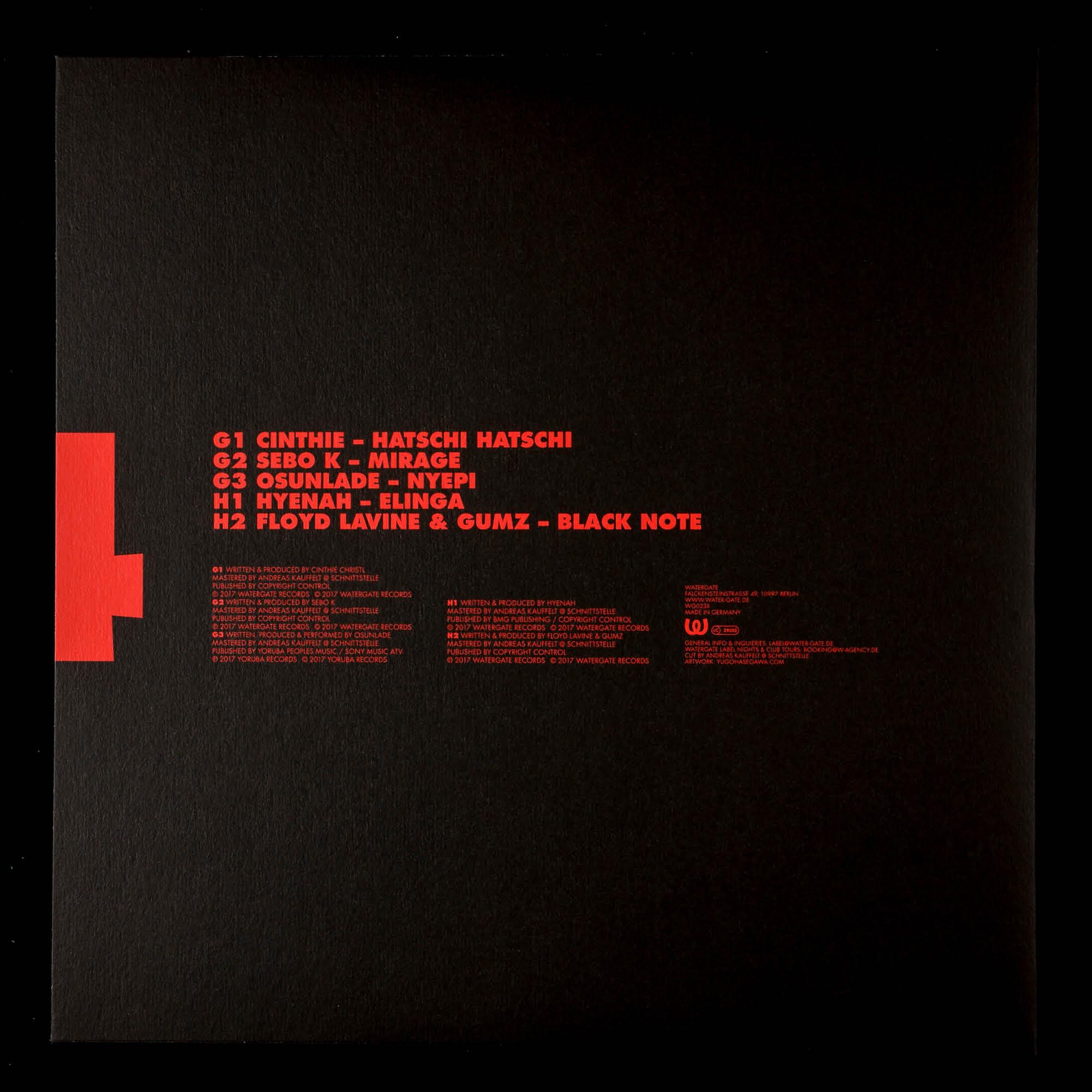 Watergate XV - Yugo Hasegawa