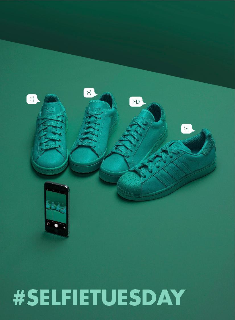 Adidas Original - Color Week - nocompany