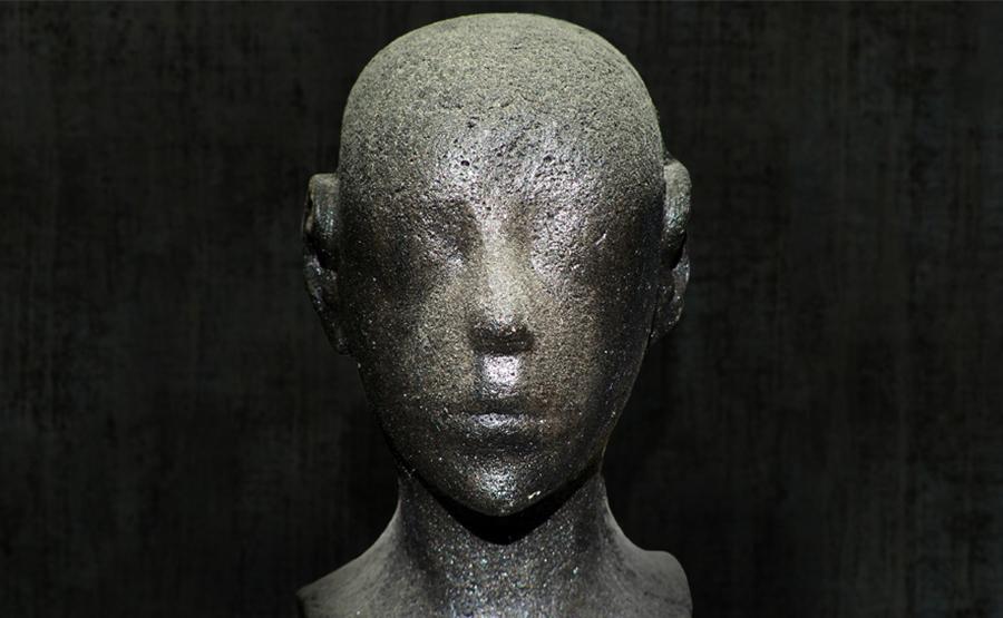 Sculpture béton