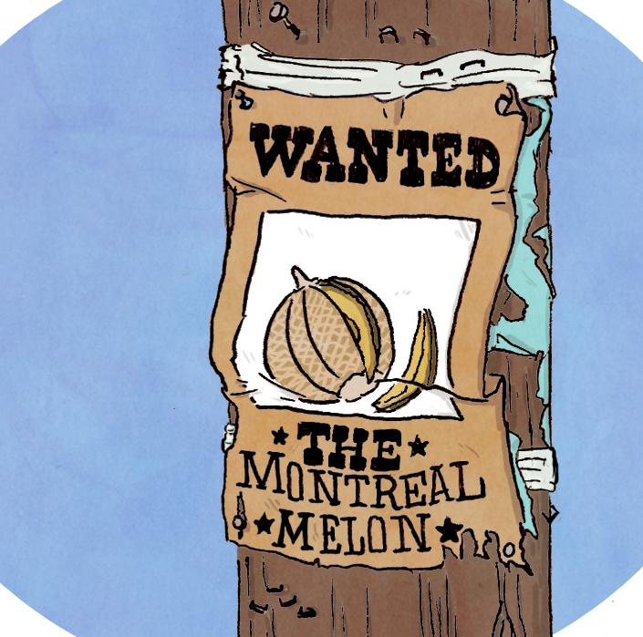 Montreal Melon