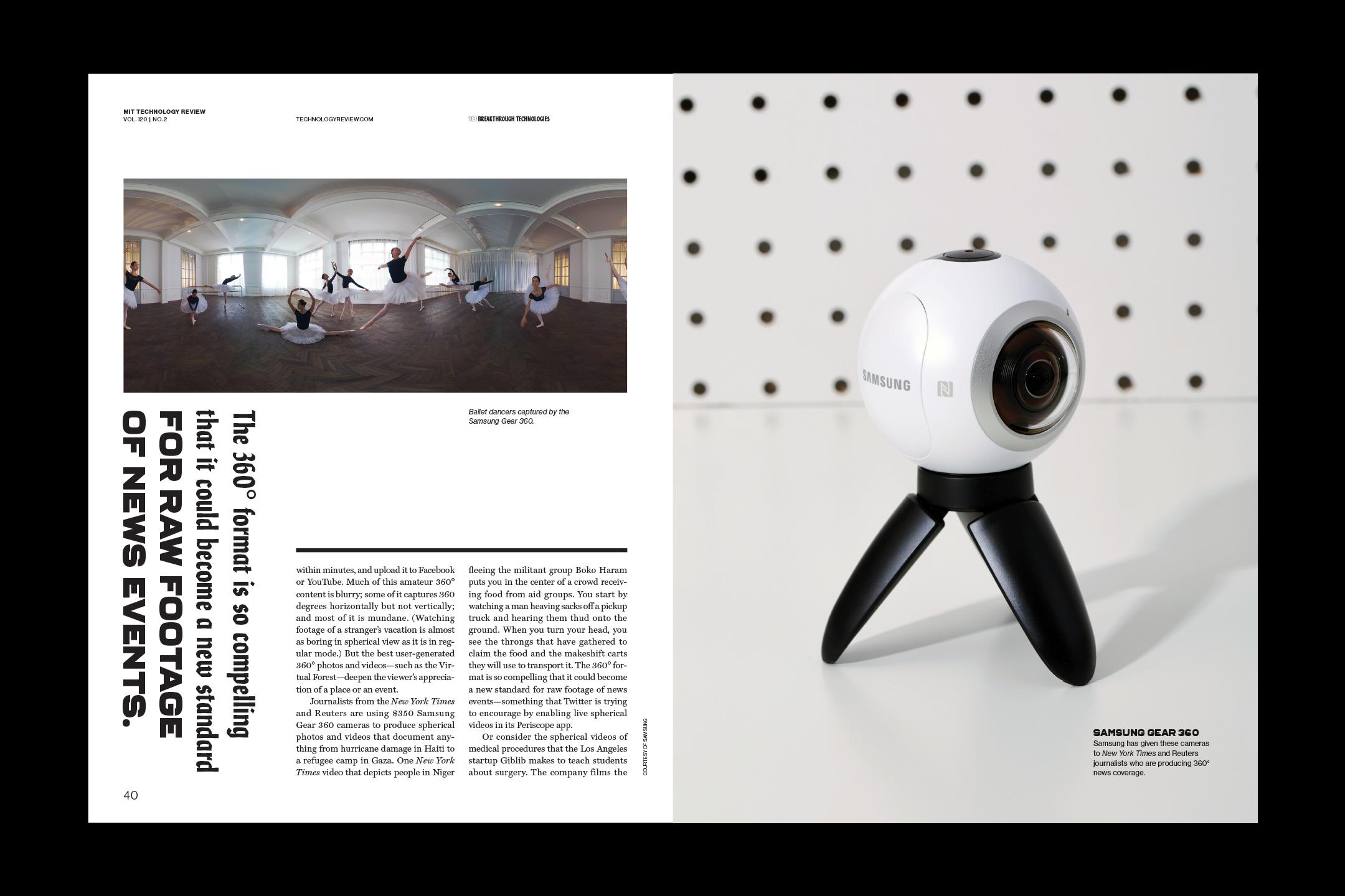 →10 Breakthrough Technologies - Sam Jayne Art Direction