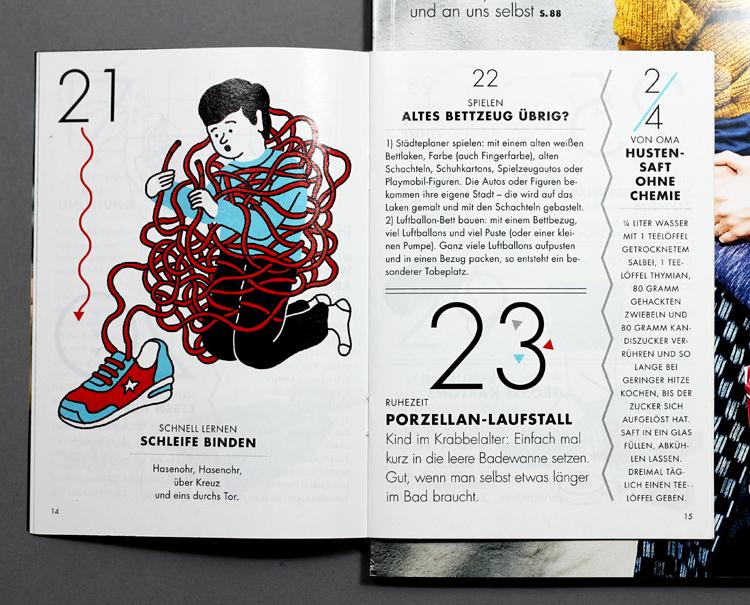 Booklet For Nido Magazine Jochen Schievink