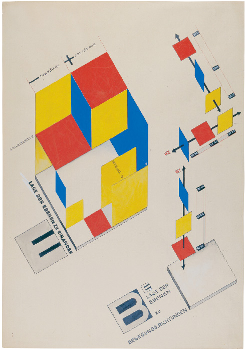We hated Bauhaus  It was a bad time in architecture  They