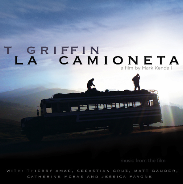 Mark Kendall La Camioneta Film School Bus Cinematic Documentary Poetic Dreamy T Griffin Original Score Matt Bauder Thierry Amar Sebastian Cruz Catherine McRae Jessica Pavone